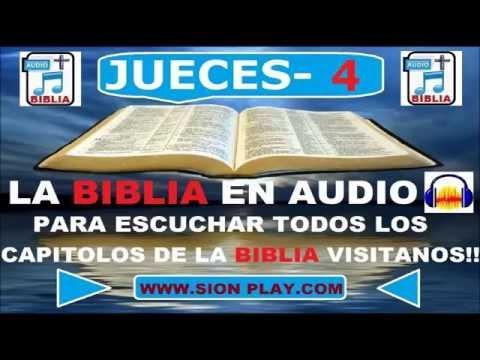 La Biblia Audio(  JUECES -Capitulo-4)