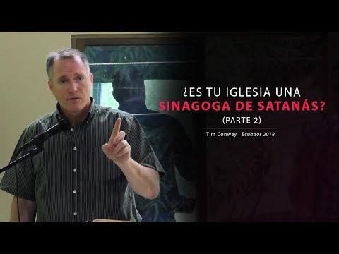 Tim Conway - ¿Es tu Iglesia una Sinagoga de Satanás? (Parte 2)
