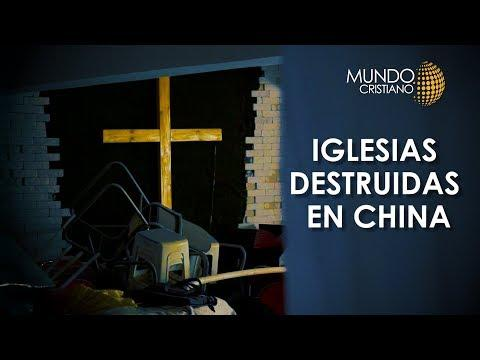 Noticias Cristianas - Revive acá la ola de persecución de iglesias en China