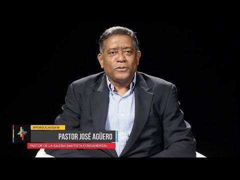 Pastor José Agüero - Por Su Causa 2018: Sé Santo Porque Él es Santo