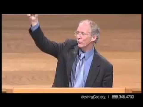 John Piper - The Fatal Disobedience Of Adam And The Triumphant Obedience Of Christ