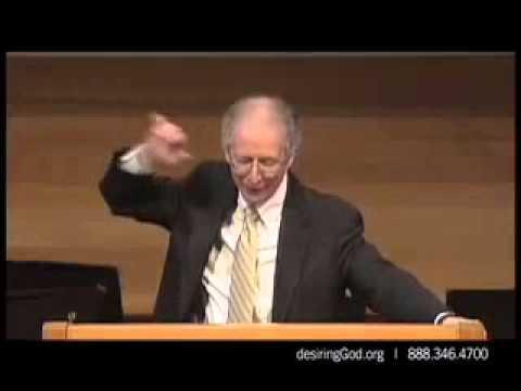 John Piper - Trust In God Over Any Pastor