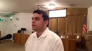 TESTIFICAR DE CRISTO DEBER DE CADA CRISTIANO - I - Hector Perez