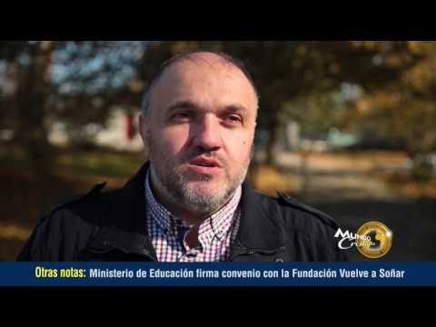 Noticias Cristianas - Pastor Sari tiene fe de alcanzar a 9 millones de azeríes para Cristo