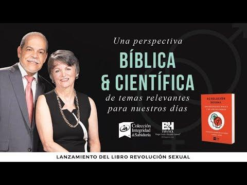 """""""Revolución Sexual"""" Lanzamiento del libro -  Pastor Miguel Núñez y su esposa, la Dra. Catherine Sche"""