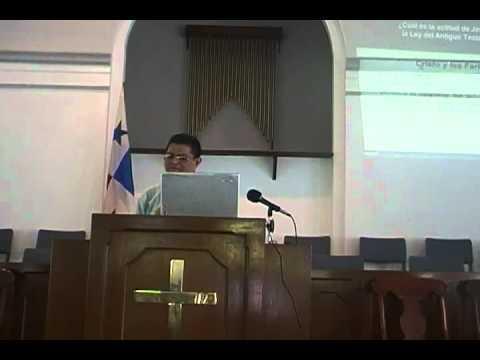Donald Herrera  - Conferencia   La Ilegalidad del Legalismo Parte 2