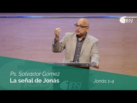 Salvador Gómez Dickson - La señal de Jonás