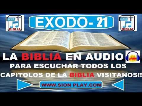 La Biblia Audio(Exodo-21)