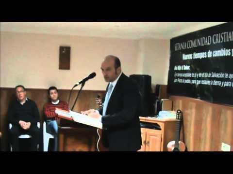 La Unción De  Dios En Secreto Se Revela En Público  - Jose Jimenez