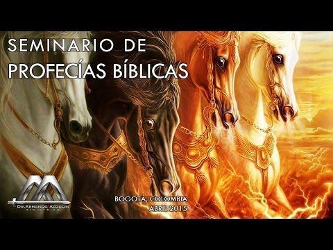 Armando Alducin - 05 EL ARREBATAMIENTO DE LA IGLESIA [HD]