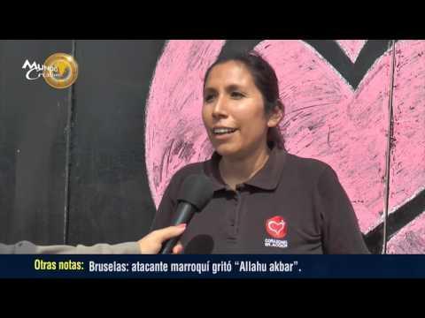 Niños peruanos de escasos recursos reciben ayuda emocional, espiritual y académica