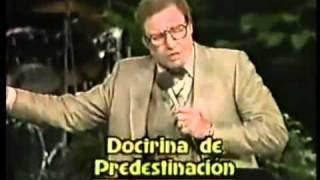 niega la predestinacion y la seguridad de salvacion !! - Jimmy  Swaggart
