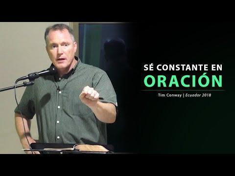 Tim Conway - Sé Constante en Oración