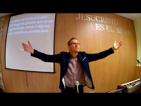 Will Graham  - No estoy sorprendido (1 de Pedro 4:12)