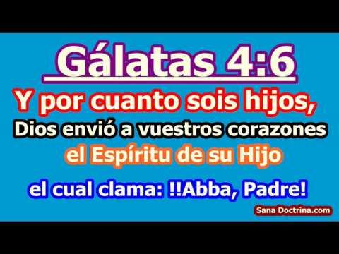 Chuy Olivares - Dios Como Nuestro Padre - Gálatas 4-6