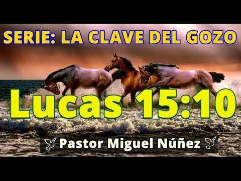 GOZO EN LA PRISIÓN - Predicaciones, estudios bíblicos - Pastor Miguel Núñez