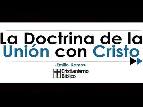 Emilio Ramos - La Doctrina De La Unión Con Cristo En 4 Minutos