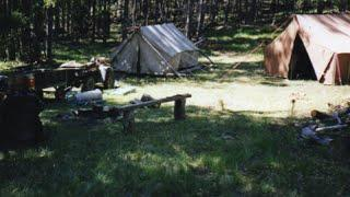 Bow Hunting Camp 1999