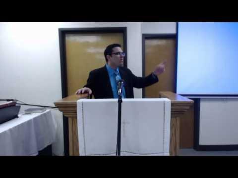ACTITUDES EN EL SERVICIO CRISTIANO - IGLESIA BAUTISTA EL CAMINO