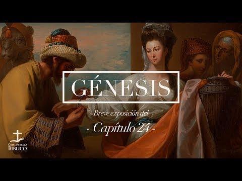 Héctor Bustamante - Breve exposición de Génesis 24