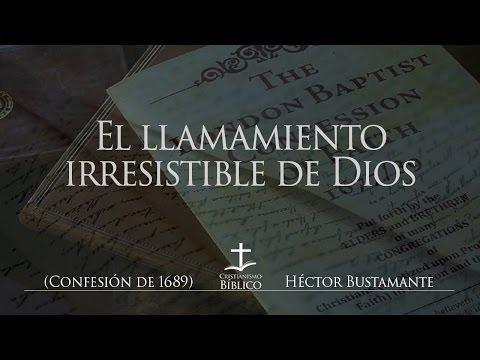 Héctor Bustamante - El llamamiento eficaz de Dios  - Romanos 8:30-32