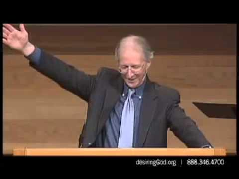 John Piper - Sovereign Grace Makes Us Alive