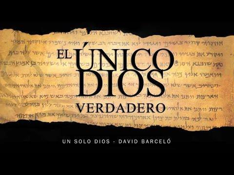 """David Barceló -  Sólo Dios """"es"""" -"""