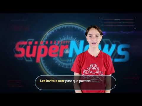 "Descubre que es el ""Bus de la Vida"" - Superlibro Supernews"