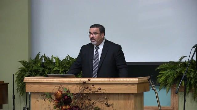 Ramon Covarrubias - Las Bendiciones De Uno Que Esta En Cristo