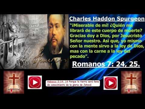 El Guerrero Desfalleciente -  (Charles Haddon Spurgeon)