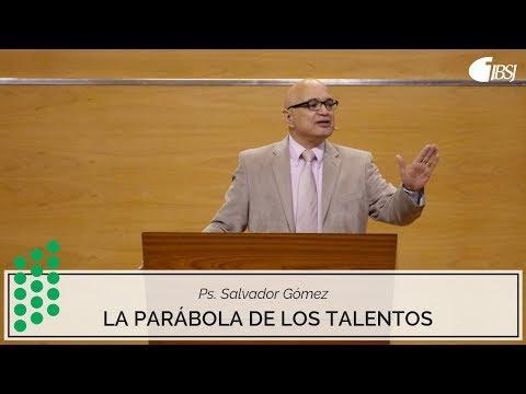 """Salvador Gómez - """"La Parábola de los Talentos"""" Highlight"""