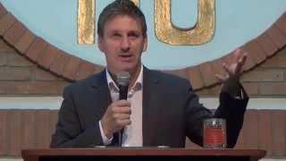 Luis Rodas -  La comunion intima con Dios y la guerra espiritual