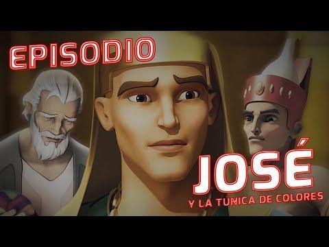 Episodio  José y la túnica de colores - Superlibro