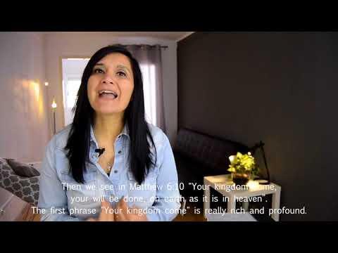 Verónica Rodas - Enseña a tu hijo a orar, apenas aprenda a hablar