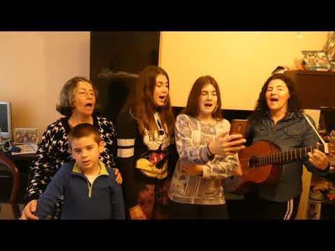 ESPAÑA - Alabando a Dios en tiempo de cuarentena