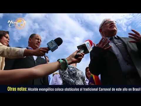 Candidato presidencial de Costa Rica: Iglesias no deben callar tras fallo de matrimonio gay