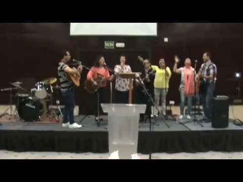 Tu Amor Es Como Fuego Que Arde En Mi Interior  - Retiro Iglesia Betania En Punta Unbria (02-04-2015)