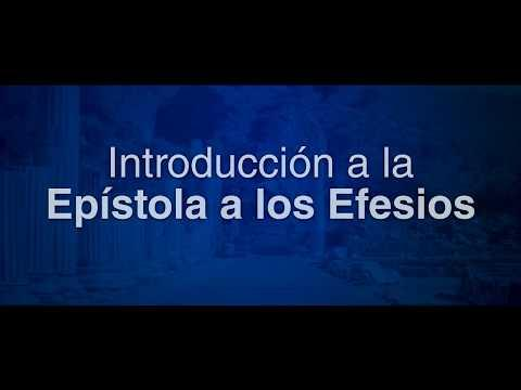Alexander Brown - Introducción a Efesios. Efesios 5: 1-2, video 17.