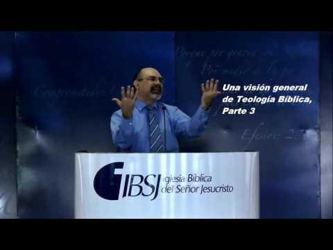 Sugel Michelen - Estudiando El Texto Y La Necesidad De Teología Bíblica, Parte 3