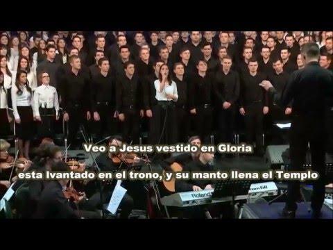 Gloria Al Cordero[El Coro BBSO][Rumania] - Alabanza Cristiana