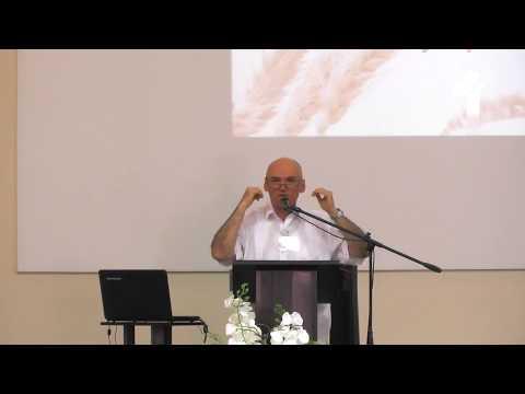 """Pastor Sergio Ruiz - Ester 4: 13-14, """"Una vida para el Reino"""".  11/12"""