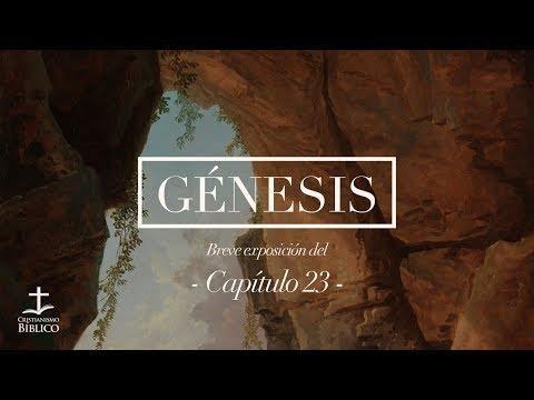 Josef Urban - Breve exposición de Génesis 23
