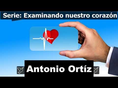 El corazón herido - Estudio Bíblico - Antonio Ortíz