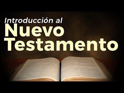 Dr. Jim Bearss - Introducción al Nuevo Testamento, - Video 1