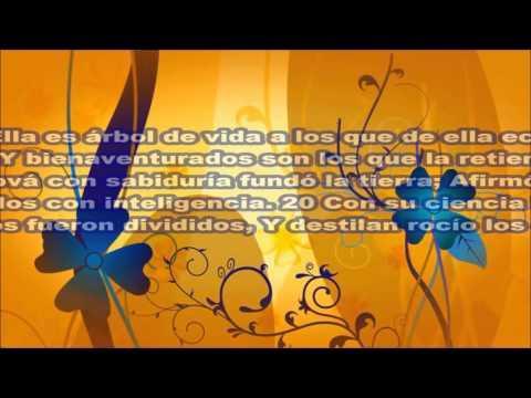 Proverbios 3 [de La Biblia En Español Letras]