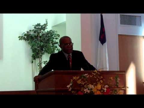 Pastor Rolando Díaz - Parabola de jesucristo como el buen pastor
