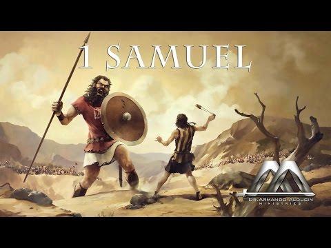PRIMERA DE SAMUEL No.12 (EL DECLINAMIENTO DE SAUL) -  Armando Alducin