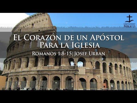 Josef Urban - El Corazón De Un Apóstol Para La Iglesia