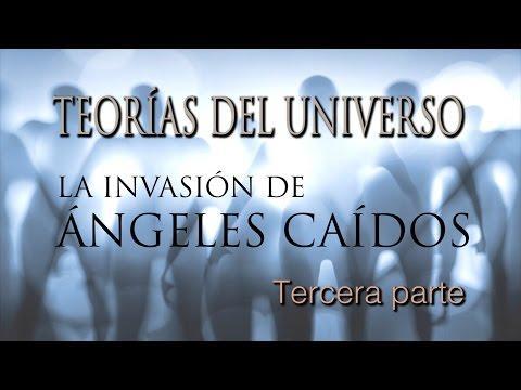 ARMANDO ALDUCIN - Teorías del Universo (La invasión de ángeles caídos - 3)