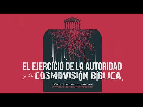 """Entendiendo los Tiempos Cap -115 """"Ejercicio de la autoridad y la cosmovisión bíblica"""""""
